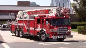 100 Fire Trucks On Youtube Responding Station
