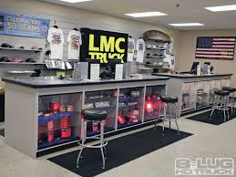 Quick Visit - LMC Truck - Shop Tour - 8-Lug Magazine