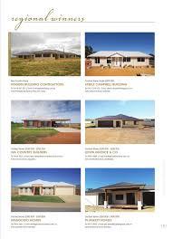 100 Wacountrybuilders 2014 Master Builders Western Australia Winning Homes Awards By