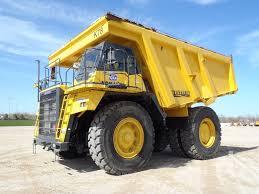 100 Rock Trucks KOMATSU HD7857 100 TON 100 TON Truck