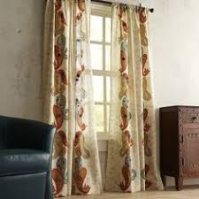 Pier 1 Imports Bird Curtains by Kaleidoscope Curtain Pier 1 Imports Living Room Pinterest