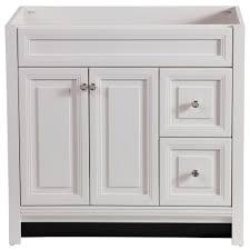 Bathroom Vanity Sinks Home Depot by Home Decorators Collection Gazette 36 In W Bath Vanity Cabinet