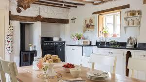 White Kitchen Idea Traditional White Kitchen Ideas Country