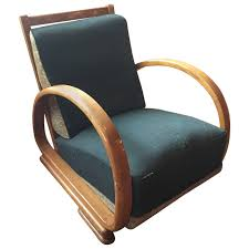 Swedish Bentwood Art Deco Chair At 1stdibs Vintage Art Deco Armchair For Sale At Pamono Slovakian 1930s Green Restored Art Deco Armchair Updatechaircom Kem Weber American Springer Manly Vintage Walnut Cherrywood Plastic 606 Barrel Armchairs Cloud 9 Fniture Sales 1940s Italian Rocking Chair Antique Chairs Restoration Upholstery