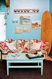 Design Coach Retro Beach Cottage Bedroom