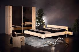 sprenger schlafzimmer balken bett schrank zirbe möbel