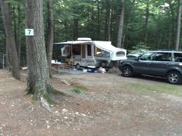 Familynfriends sebago lake maine campgrounds facilities cabins