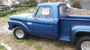 100 Ford Truck Values 1965 Ford F100 Value Ford Newbie Enthusiasts