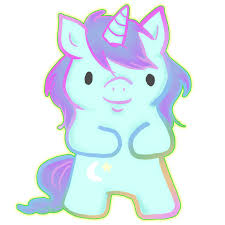 Cute Unicorn By Ilichu On DeviantArt Clip Art Library