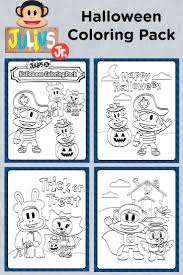 Scary Halloween Coloring Sheets Printable by 177 Best Silly Spooky Halloween Images On Pinterest Spooky