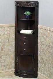 Tall Corner Bathroom Storage Cabinet by Corner Cabinet For Bathroom Storagedesigner Bathroom Concepts Tall