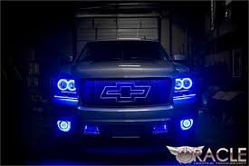 Oracle Halo Kits for Chevy Avalanche 2007 2013 Chevy Avalanche