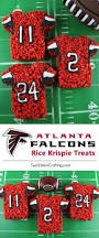 Rice Krispie Treats Halloween Theme by Atlanta Falcons Rice Krispie Treats Two Sisters Crafting