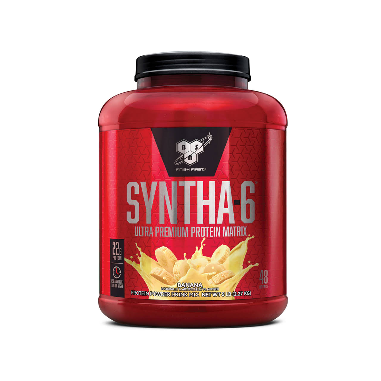 BSN Syntha-6 Protein Powder - Banana