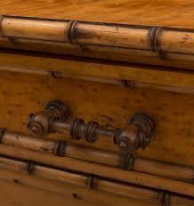 Birdseye Maple Vanity Dresser by Faux Bamboo Birdseye Maple Dresser By R J Horner Rejuvenation