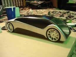 Pinewood Derby design petition 1st Place by Jordan Guelde at