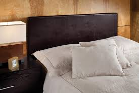 Black Leather Headboard With Crystals by Bedroom Grey Tufted Padded Headboard With Wingback Also Twin Red