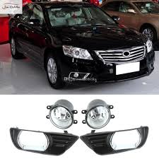 Car Fog Lights For Toyota Camry 2007 2009 Front Fog Lights Bumper ... Car Fog Lights For Toyota Land Cruiserprado Fj150 2010 Front Bumper 1316 Hyundai Genesis Coupe Light Overlay Kit Endless Autosalon Pair Led Offroad Driving Lamp Cube Pods 32006 Gmc Spyder Oe Replacements Free Shipping Hey You Turn Your Damn Off Styling Led Work Tractor For Truck 52016 Mustang Baja Designs Mount Baja447002 Jw Speaker Daytime Running And Fog Lights Toyota Auris 2007 To 2009 2013 Nissan Altima Sedan Precut Yellow Overlays Tint Oracle 0608 Ford F150 Halo Rings Head Bulbs 18w Cree Led Driving Light Lamp Offroad Car Pickup
