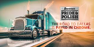 100 Great American Trucking Pride Polish The Show