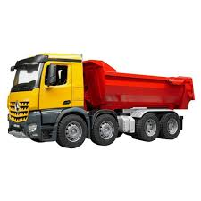 Bruder - MB Arocs Half Pipe Dump Truck - Red & Yellow Old Red Dump Truck Stock Vector Art Illustration Image Red Dump Truck Dumping Load Of Soil Into Water Building Seawall Quintana Roo May 16 2017 Kenworth T800 At China Manufacturers And The Cartoons For Children 2d Animations Youtube Natural Shadow Isolated Photo Royalty Free Raised Body Stock Photo Of 100577194 Buffalo Road Imports Mack 1960 B61 Redsilver Morabito Moover Monkey Kids Vtg 1960s Tonka Yellow Gas Turbine Pressed Steel Bruder Mb Arocs Half Pipe