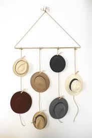 Decorative Key Rack For Wall by Best 25 Wall Hat Racks Ideas Only On Pinterest Diy Hat Hooks