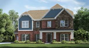 Roosevelt Basement New Home Plan in Southern Trace The Hall by