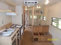 Travel Trailer Remodel Fleetwood During5 More
