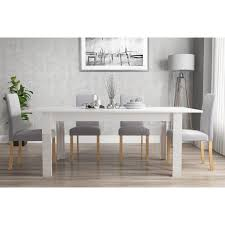 White High Gloss Dining Table 6 Seater Extendable - Vivienne Where To Buy Fniture In Dubai Expats Guide The Best Places To Buy Ding Room Fniture 20 Marble Top Table Set Marblestone Essential Home Dahlia 5 Piece Square Black Dning Oak Kitchen And Chairs French White Ding Table Beech Wood Extending With And Mattress Hyland Rectangular Best C Tables You Can Business Insider High Set Makespaceforlove High Kitchen For Tall Not Very People 250 Gift Voucher