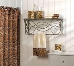 Leopard Bathroom Decorating Ideas by Animal Print Bathroom Decor Animal Print Home Decor W I I An