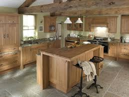Kitchen Floors With Oak Cabinets Medium Size Of Floor Tiles Light