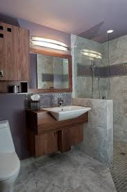 100 Mid Century Modern Bathrooms Lavender Century Bathroom With Gray Marble Tile And Fall