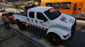 100 Aaa Truck San Andreas AAA Tow 4k 2k Vehicle Textures LCPDFRcom