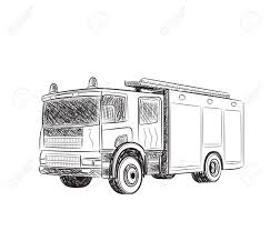 100 Fire Truck Cartoon Stylized Royalty Free Cliparts Vectors And