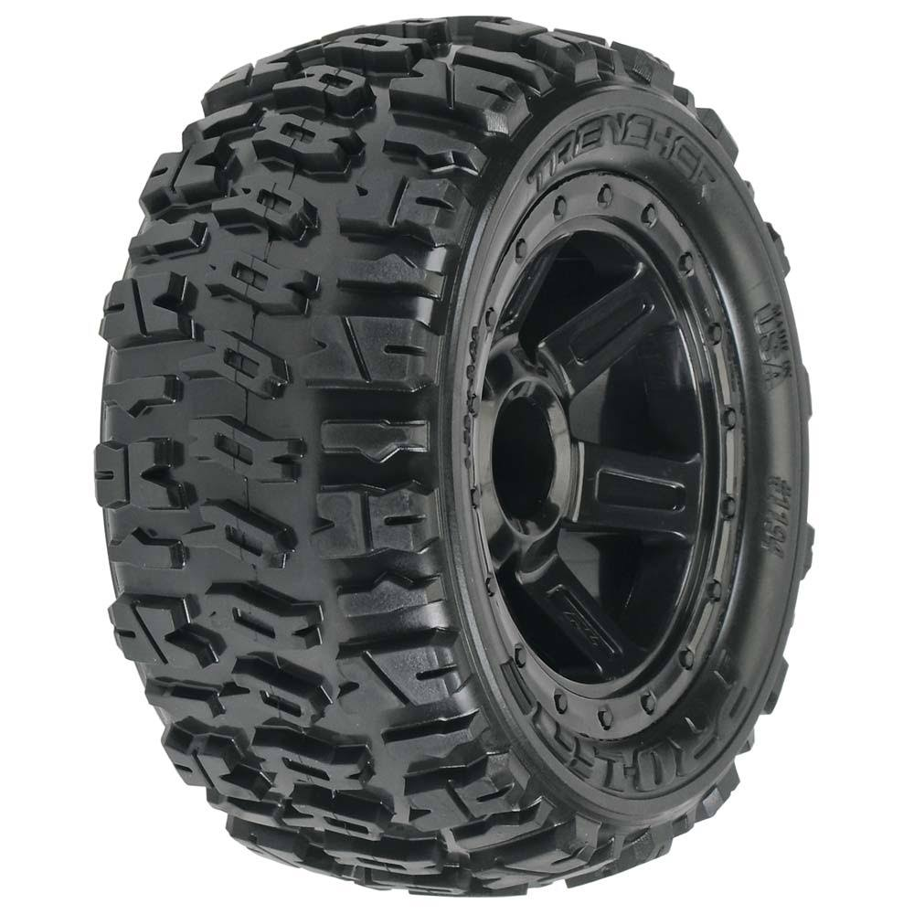 "Proline Trencher 2.2"" M2 All Terrain Tires (2) 1/16"