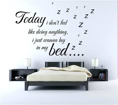 Decorative Wall Decals Quotes Bedroom Stickers Decorate The Black Vinyl Sticker Baby