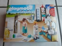 neu ovp playmobil city badezimmer 9268