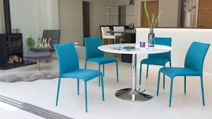 Teal Dining Room Chairs With Regard To Really Encourage