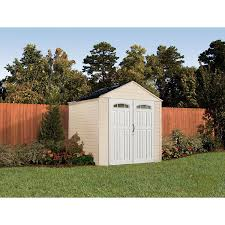 Tractor Supply Wood Storage Sheds by Which Rubbermaid Garden Shed Is Right For You