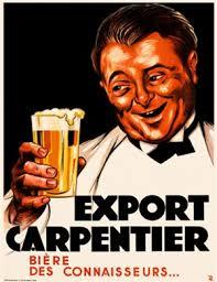 Export Carpentier 1920 France