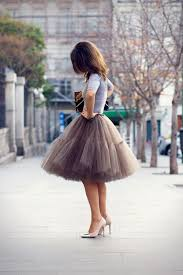 Fashion Skirt And Style Image