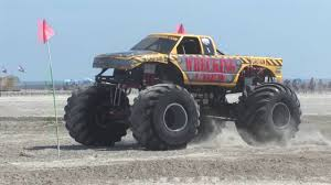 TMB TV: Monster Trucks Unlimited 7.6 - Wildwood, NJ 2016 - YouTube
