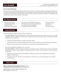 Business Banker Resume Template Investment Sample Banking Relationship Manager