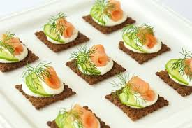 canape mousse goat cheese mousse and smoked salmon canapés the kitchenthusiast