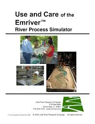 100 Em2 Design Emriver Use And Care Manual Little River Research