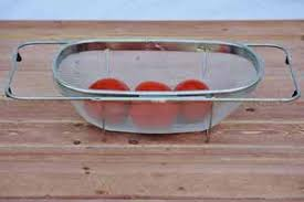 Over The Sink Colander by Cooking Supplies Pressure Cooker Outlet