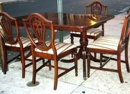 1940s Furniture Styles Mahogany Dining Set Sold Nice Room Bedroom Style