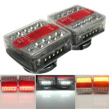 Magnetic Led Lights For Trucks And 2015 New LED Trailer Caravan ... Amazoncom Driver And Passenger Taillights Tail Lamps Replacement Home Custom Smoked Lights Southern Cali Shipping Worldwide I Hear Adding Corvette Tail Lights To Your Trucks Bumper Adds 75hp 2pcs 12v Waterproof 20leds Trailer Truck Led Light Lamp Car Forti Usa 36 Leds Van Indicator Reverse Round 4 Braketurntail 3 Panel Jim Carter Parts Brake Led Styling Red 2x Rear 5 Functions Ultra Thin Design For Rear Tail Lights Lamp Truck Trailer Camper Horsebox Caravan Volvo Semi Best Resource