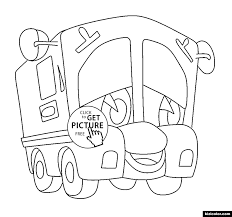 Finley The Fire Engine Miguel - Free Printable Coloring Pages For ...