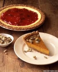Pumpkin Pie With Pecan Praline Topping by Pumpkin Pecan Praline Pie Recipe Martha Stewart