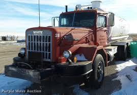 100 Septic Truck 1973 White Construcktor Septic Truck Item EW9826 Thursda